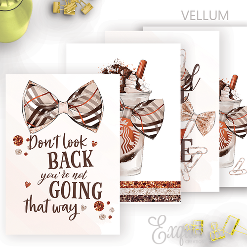 Vellum | Dashboard | Coffee Lover
