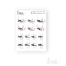 Functional | Date Night | Planner sticker