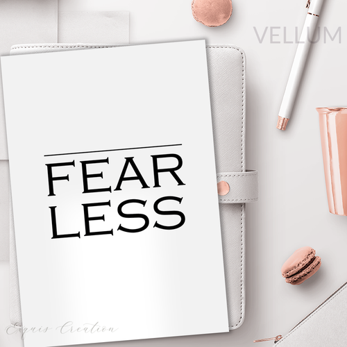Vellum | Dashboard | Fearless