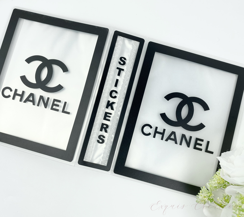 Sticker Album | Chanel