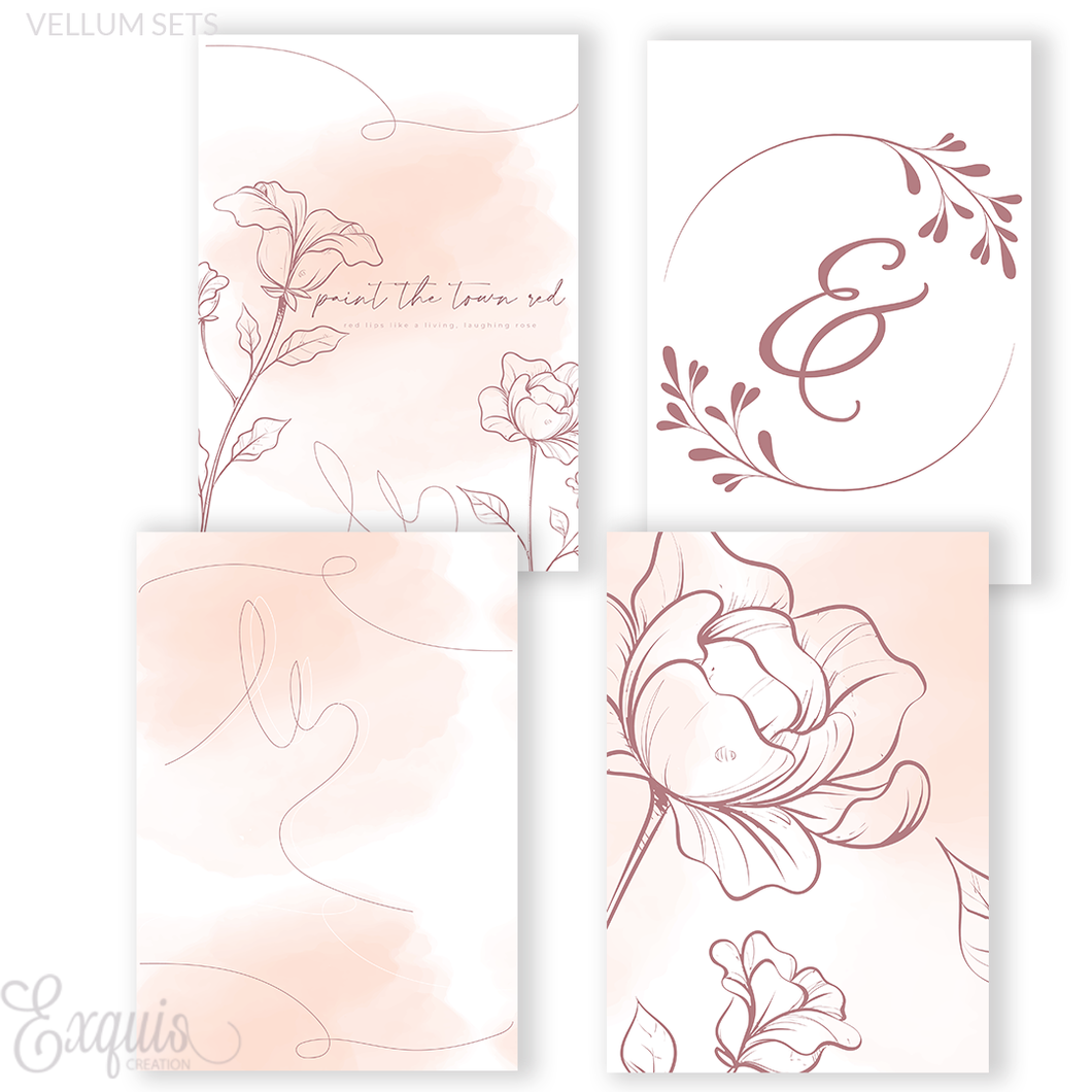 Vellum | Dashboard | Laughing Roses
