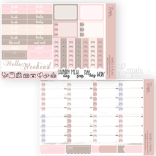 Planner sticker | Full kit | Make A Plan
