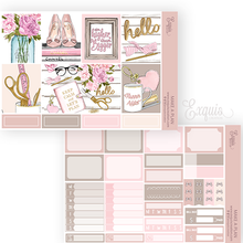 Planner Sticker | Mini Kit | Make A Plan