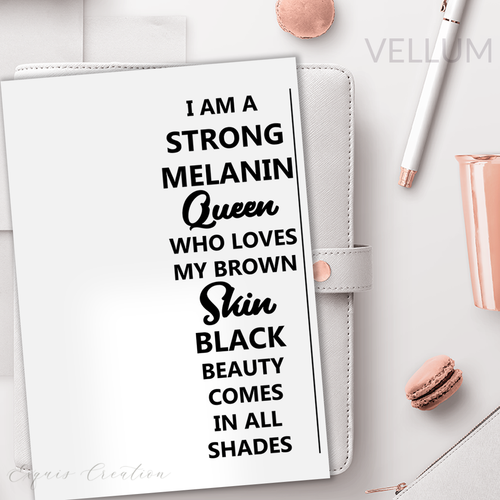 Vellum | Dashboard | Melanin Queen