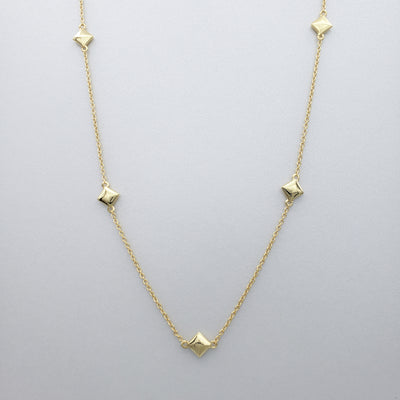 Mia Square Necklace