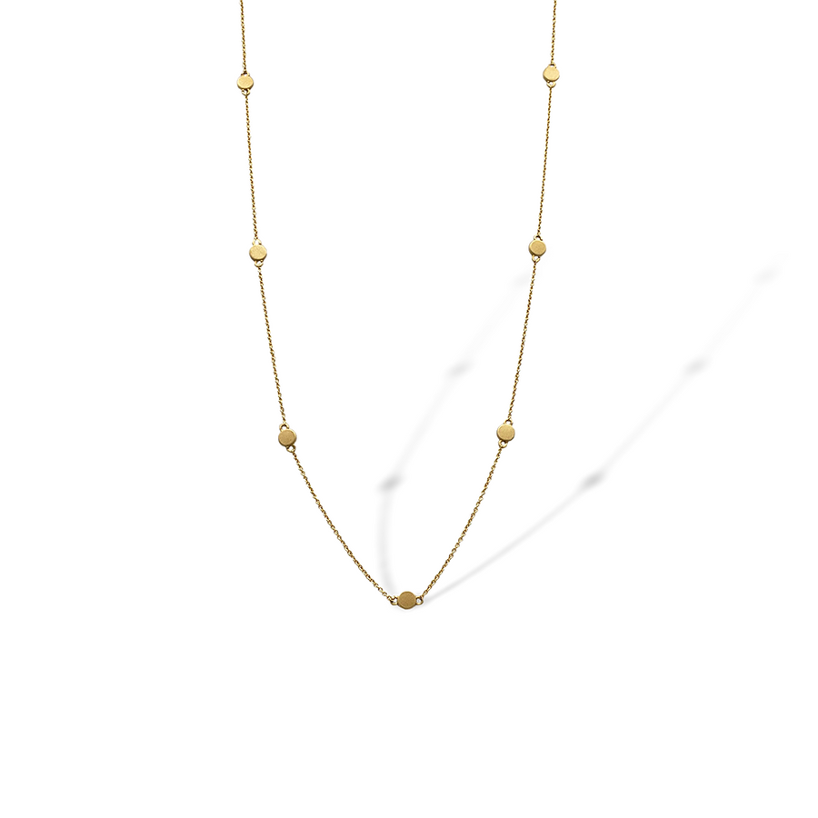 Vero Dot Necklace