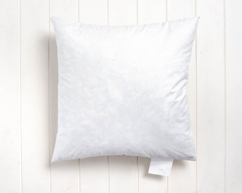Indoor Cushion INSERT Feather 45x45cm