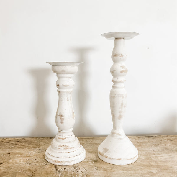 Whitehaven Candle Sticks