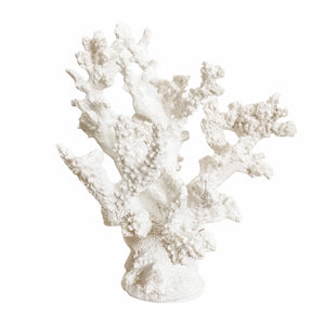 Anemone Resin Coral Tall | 20x17cm