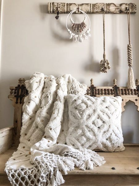 Willow & Beech Collection - Ivy King Size Throw