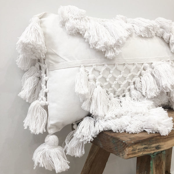 Willow & Beech Essentials Collection - Nirvana Lumbar Cushion 30x55cm LIMITED EDITION