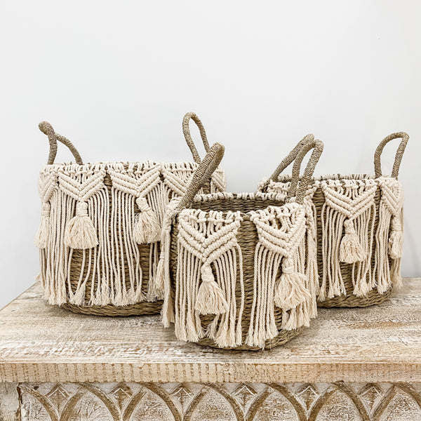 Summer Breeze Baskets
