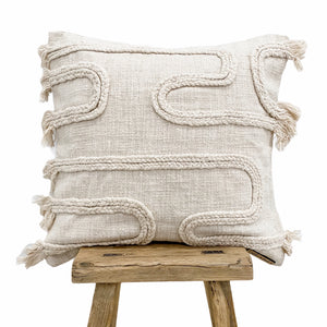 Buchra Cushion Cover 50x50cm - Willow & Beech Desert Collection