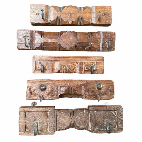 Kabir Reclaimed Wall Hooks | Assorted Styles