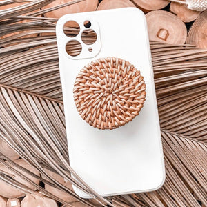 Rattan Pop Socket