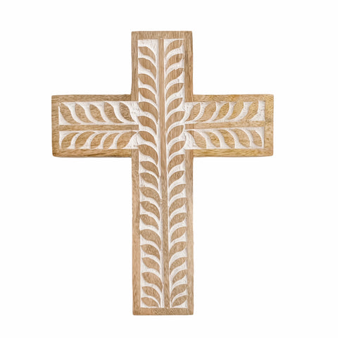 Bliss Wooden Cross