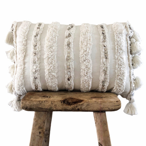Willow & Beech Collection - Harper Lumber Cushion