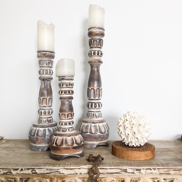 Bryn Candle Holders Set