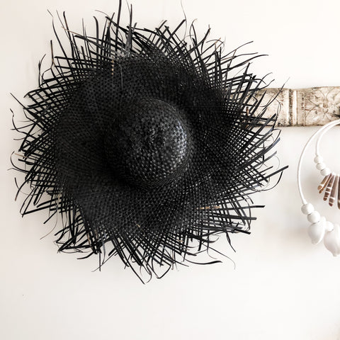 Bahamas Sun Hat - Black
