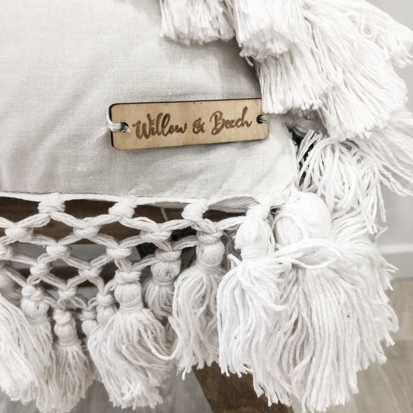 Willow & Beech Essentials Collection - Nirvana Cushion 40x40cm LIMITED EDITION