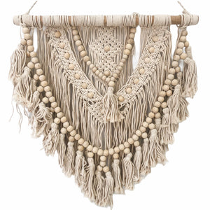 Macrame Wall Hanging | Natural