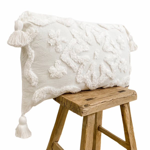 Aiyana 'Eternal Blossom' Cushion | Willow & Beech Boheme Collection