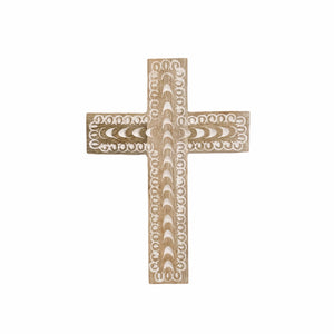 Baby Bliss Wooden Cross