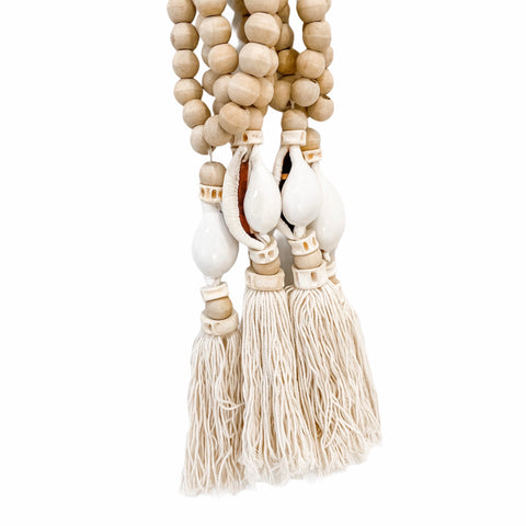 Bay Tassel | Natural