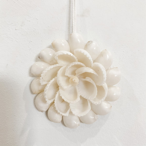 Hanging Shell Ornaments