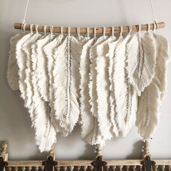 Hanging Feathers PREORDER