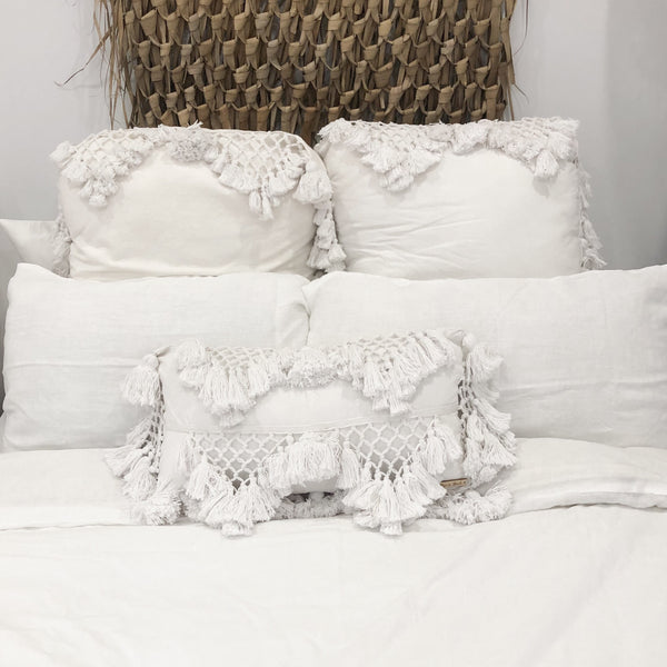 Willow & Beech Essentials Collection - Nirvana Basic Cushion 55x55cm LIMITED EDITION