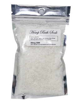 Hemp Bath Soak