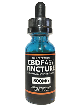 500MG TINCTURE - Orange (30ml)