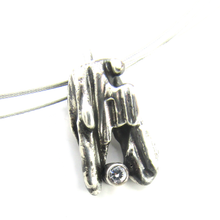 Load image into Gallery viewer, sterling silver necklace