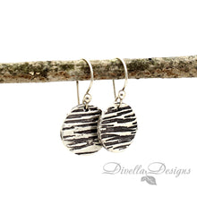 Load image into Gallery viewer, fine silver earrings