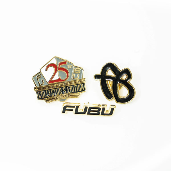 FUBU Pins Pack