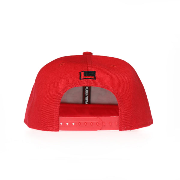 Red FB Classic Snapback