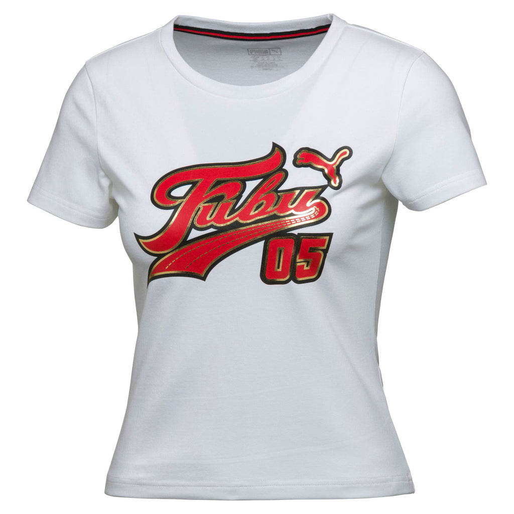 PUMA X FUBU GRAPHIC T-SHIRT (Women)
