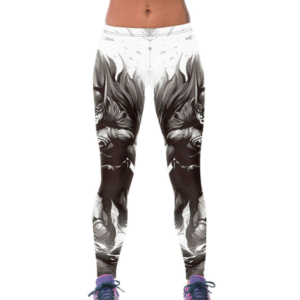 Women's Batman Gym Leggings - Prohero Store