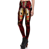 Women's Ironman Compression Leggings - Prohero Store