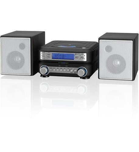 GPX-HC221B Home Music System (CD/Radio/Aux in) by GPX Audio - Best Buy Affordable
