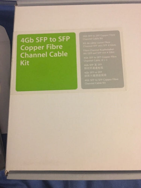 Apple 4GB SFP to SFP Copper Fibre Channel Cable Kit MA461G/A New - Best Buy Affordable