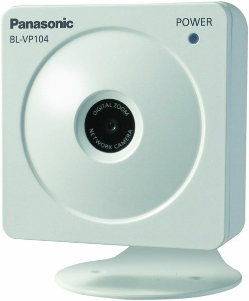 Panasonic BL-VP104WP Home Security HD 1280 x 720 H.264 Wireless Net Cam - Best Buy Affordable
