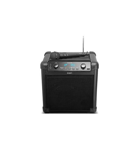 ION-TAILGATER-iPA77 Portable BT speaker system for iPhone by ION - Best Buy Affordable