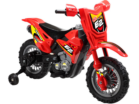 Mini Motos Dirt Bike 6v Red - Best Buy Affordable