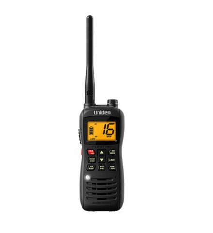 UN-MHS126 Uniden Handheld Two-Way VHF Marine - Best Buy Affordable