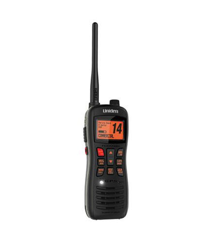 UN-MHS235 Handheld two-way Floating Marine Radio - Best Buy Affordable