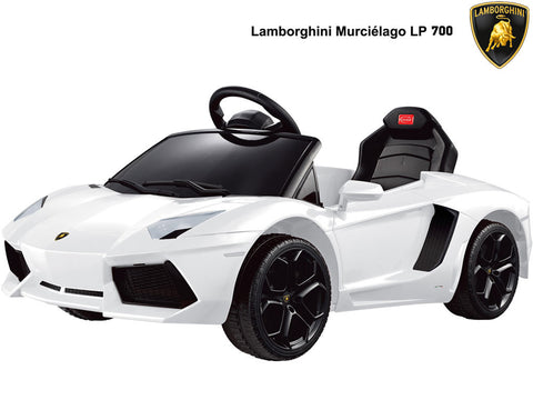 Rastar Lamborghini Aventador LP700-4 6v White (Remote Controlled) - Best Buy Affordable