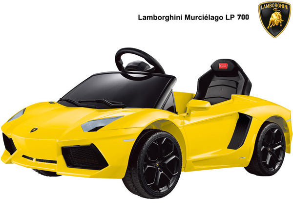 Rastar Lamborghini Aventador LP700-4 6v Yellow (Remote Controlled) - Best Buy Affordable