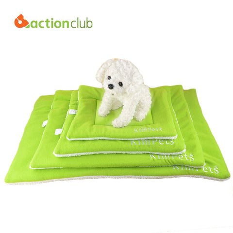 Actionclub  Dog Cat Bed Mat Hot Sales Pet Bed Cat Dog Mat Pet Products Dog Pad Cotton Beds Cats Pets House HP153 - Best Buy Affordable